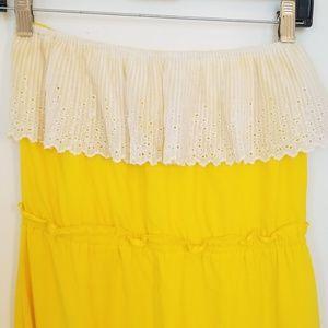 AKA New York for Shopbop yellow dress